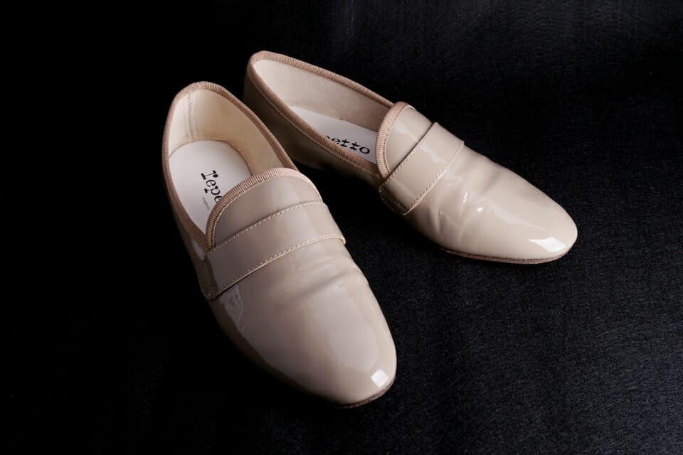ライティング実践 靴1